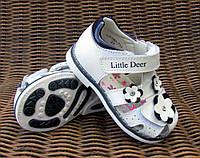 Р.24,26 детские босоножки b&g (little deer) №lLD180-711, фото 1