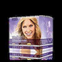 Комплекс витаминов для женщин «Wellness Pack» — это полный набор витаминов и минералов, для женского организма