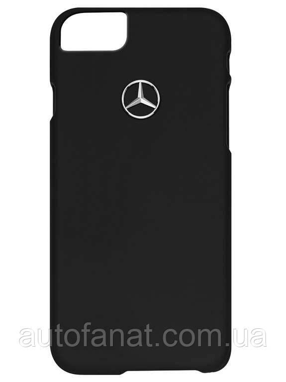 Оригинальный чехол для iPhone 6,7 Mercedes-Benz Cover for iPhone® 6,7, Plastic/Leather, Black
