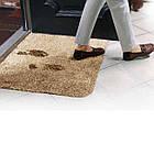 [ОПТ] Впитывающий Придверный Коврик Clean Step Mat, фото 4