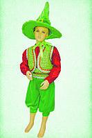Гном в красном.104-110 см.  Детские карнавальные костюмы