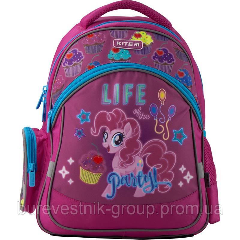 """Рюкзак ортопедический школьный Kite """" My Little Pony """" ( LP19-521S )"""