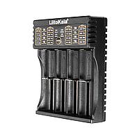 Зарядное устройство Liitokala Lii-402 + Powerbank, фото 1