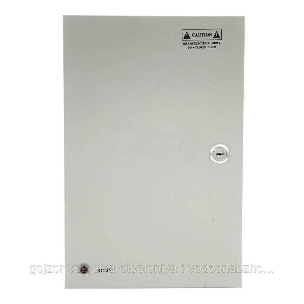 Блоки питания (в металлическом боксе) PROLUM 180W 12V (IP20,15A,9CH)
