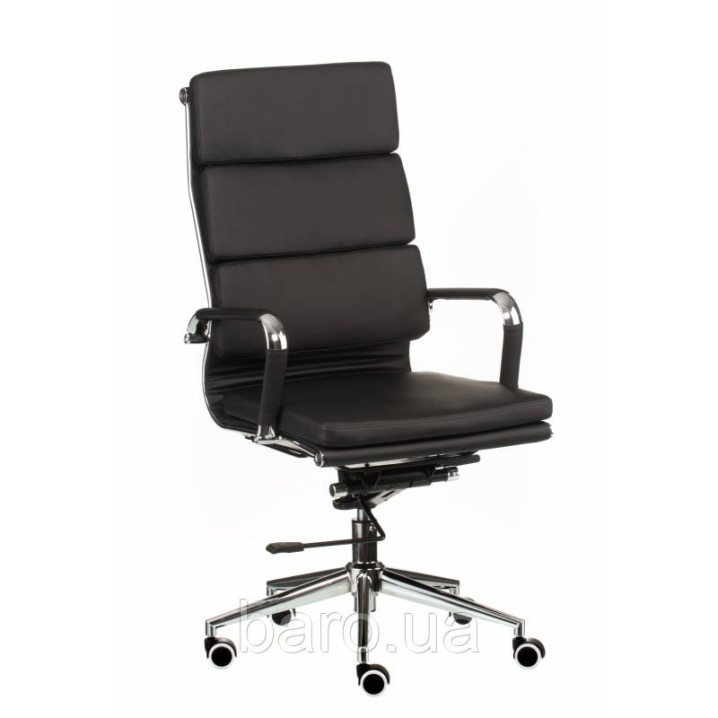 Кресло Solano 2 (Солано) artleather black (E4695), Special4You (Бесплатная доставка)