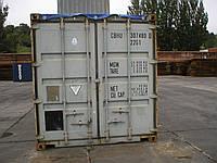 20 футовый открытый контейнер