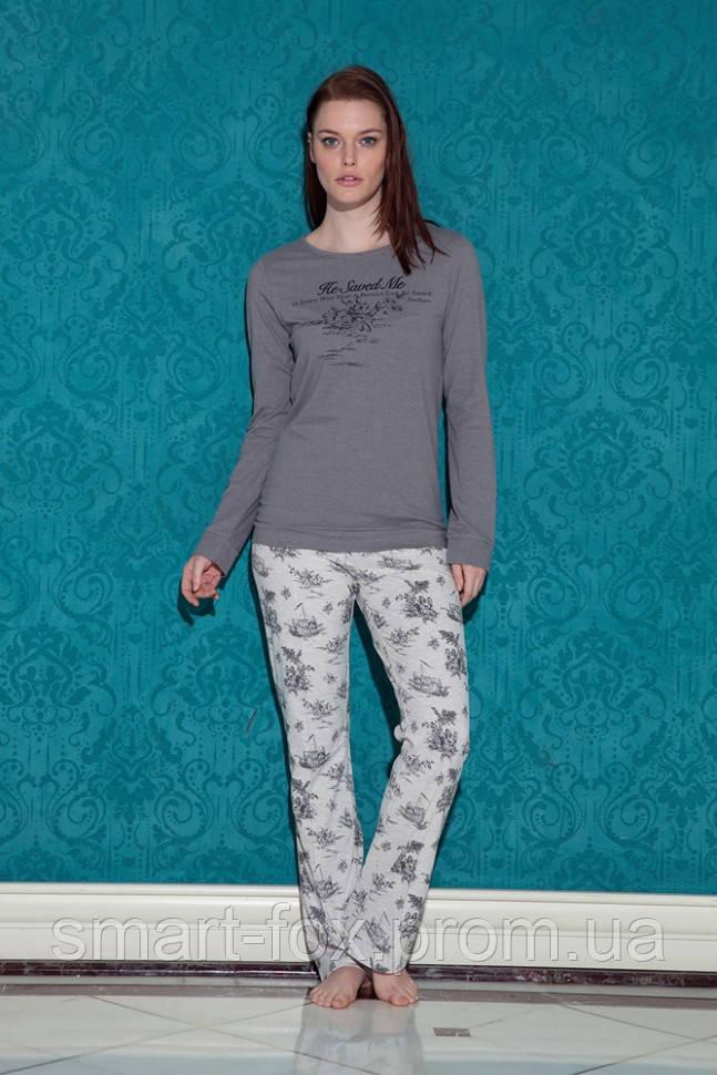 0c769764661b6 Женская пижама Hays 17101 gri (M), цена 851 грн., купить в Киеве ...