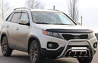 Захист на передній бампер для Ford Transit (95 - 00)