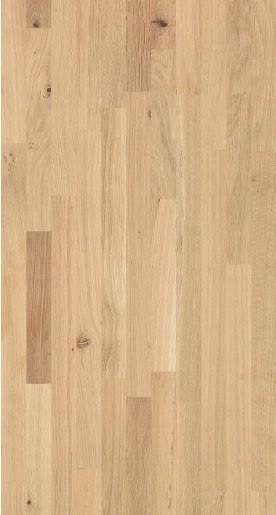 Щит меблевий, дуб, 2400 мм × 600 мм × 20 мм