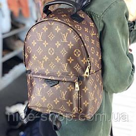 Рюкзак Louis Vuitton большой, кожаный