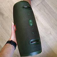 Портативная Bluetooth Колонка JBL Xtreme 2 black темно зеленая, беспроводная акустика джбл, фото 1