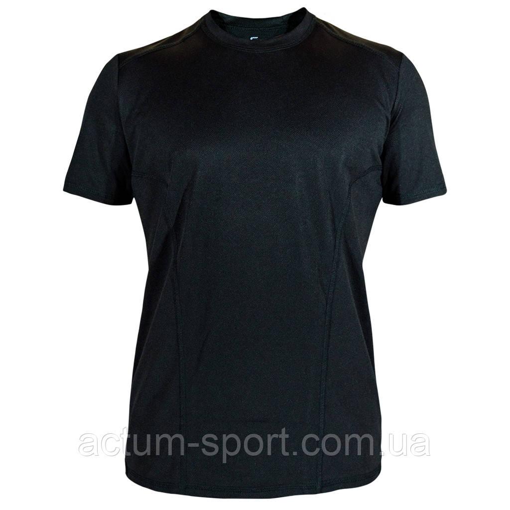 Футболка мужская Carpe Diem CoolMax Black черная L
