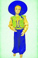 Гном в бронзе. 110-122 см. Детские карнавальные костюмы