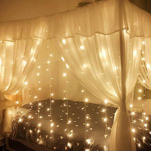 Гирлянды-занавесы (Curtain-light)