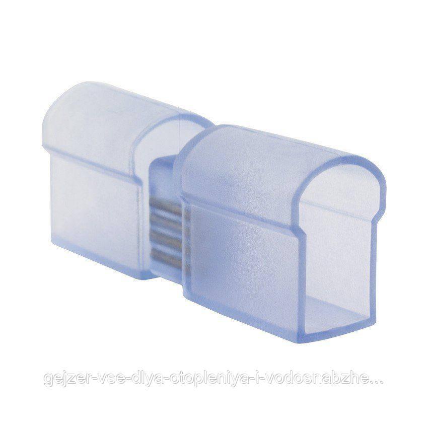 Коннектор пластик для неона 14*26