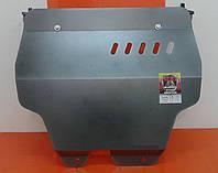 Защита двигателя Skoda Fabia 2000-