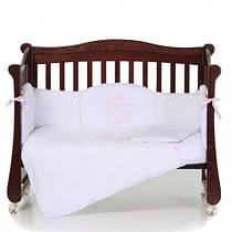 """Постельный комплект для новорожденных Veres""""Little Princess '' (6ед)"""