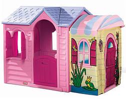 Игровой детский домик Little Tikes Принцессы