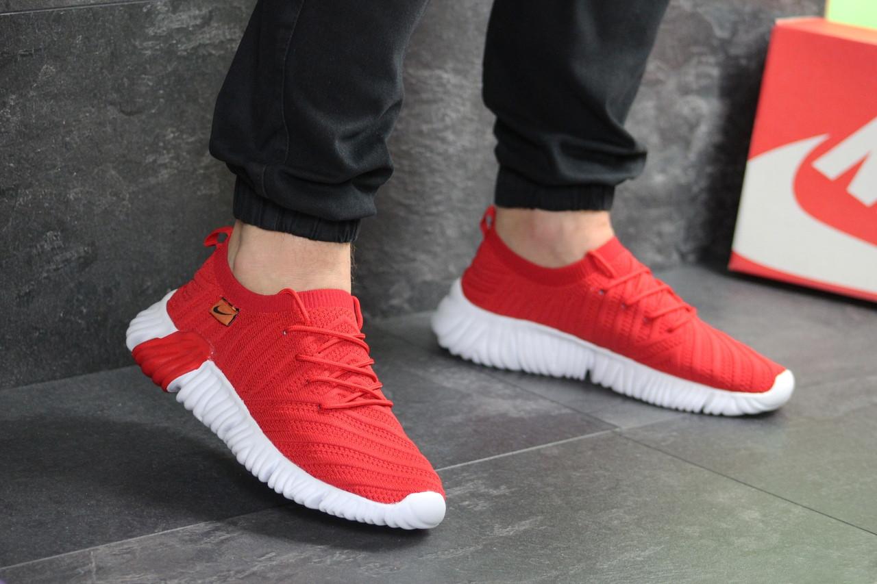 Мужские кроссовки Nike (красные)