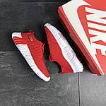 Мужские кроссовки Nike (красные), фото 2