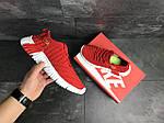 Мужские кроссовки Nike (красные), фото 3