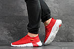 Мужские кроссовки Nike (красные), фото 4