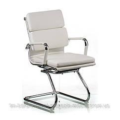 Кресло Solano 3 conference white (E5289) белый, Special4You (Бесплатная доставка)