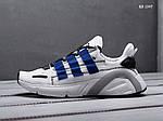 Мужские кроссовки Adidas LXCON (белые), фото 3