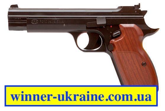 Пневматичний пістолет SAS P210