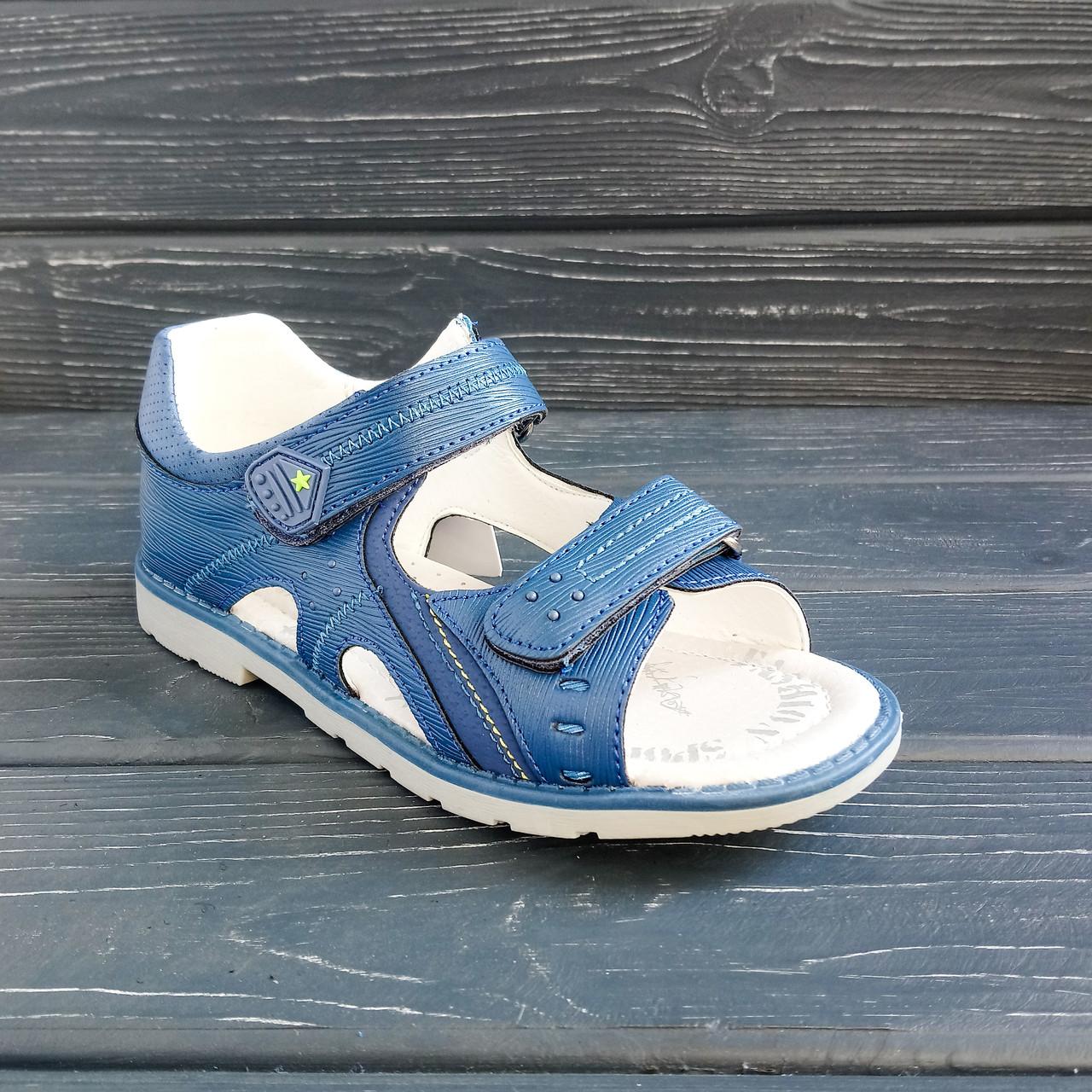 Ортопедические сандалии от Том. М мальчикам, р. 35 (22,2 см)