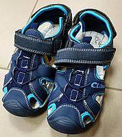 Clibee Z529 blue-l.blue - босоножки детские (228049) 228049