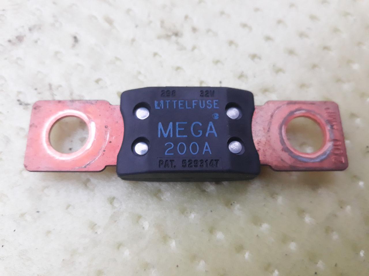 Предохранитель бмв bmw батареи акб 200А 5293147