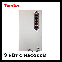"""Электрический котел Tenko серии """"СТАНДАРТ+  Grundfos"""" 9 кВт  - 380 В"""