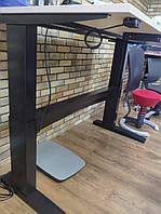 501-11-1B 116: Офисный стол Conset для работы сидя-стоя с электроприводом Bosch грузоподъемностью 150 кг