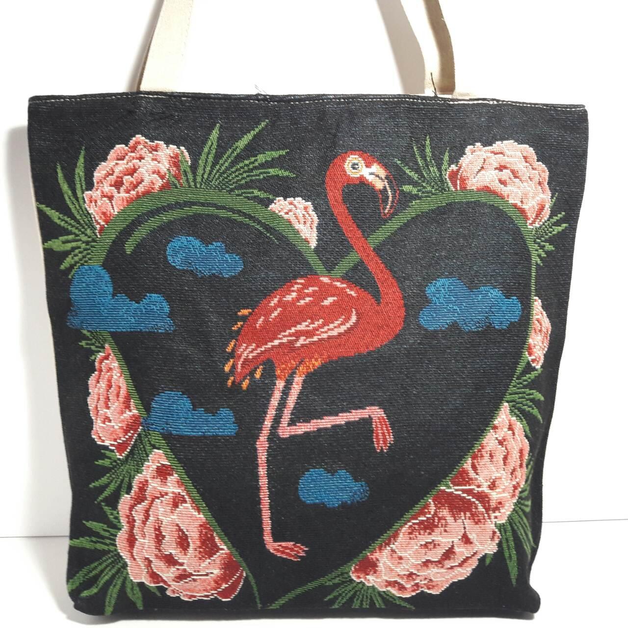 Пляжная сумка Гобелен