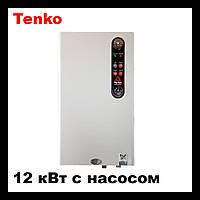 """Электрический котел Tenko серии """"СТАНДАРТ+  Grundfos"""" 12 кВт  - 380 В"""