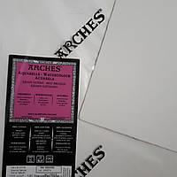 Бумага Arches для акварели Hot Pressed 185 гр 56*76 см 100%хлопок 1795016