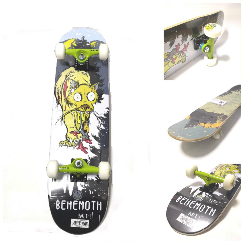 Скейтборд для подростков Mite Зверь