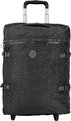Дорожная небольшая сумка на колесах 35 л. Roncato Rolling 7123/01 черная