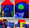 Детская большая игровая палатка Iplay 5в1, фото 7