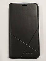 Чехол-книга для смартфона Samsung J500, J320, J5 2015, J3 2016 черный