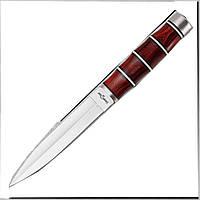 Нож охотничий 2178 RK. Рукоять - дерево.охотничьи ножи,товары для рыбалки и охоты,оригинал