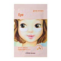Патчи для глаз с коллагеном Etude House Collagen Eye Patch