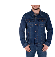 Куртка мужская Джинсовая DALLAS JEANS Размеры M