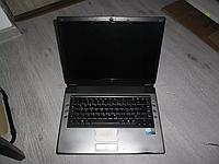 Ноутбук, notebook, Terra Mobile 2103, 2 ядра по 2,1 ГГц, 4 Гб ОЗУ, HDD 160 Гб
