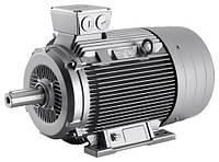 Асинхронный двигатель Сименс (Siemens)  22 кВт,  1500 об/мин.