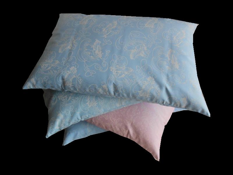 Подушка з гречаного лушпиння 40Х50 100% бавовна