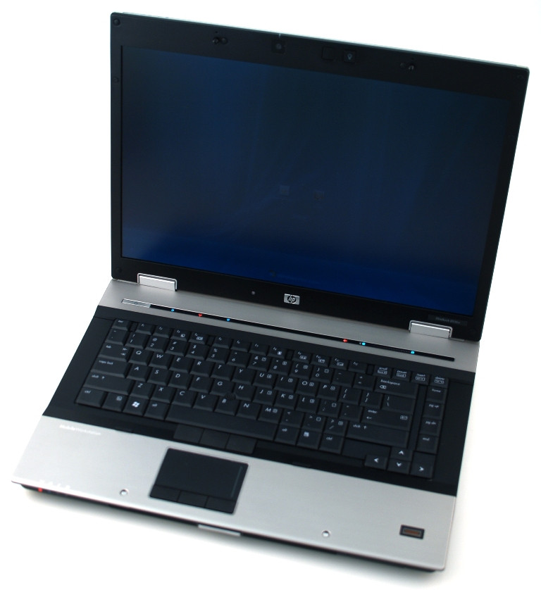 Ноутбук, notebook, HP EliteBook 8530w, 2 ядра по 2,5 ГГц, 4 Гб ОЗУ, HDD 160 Гб