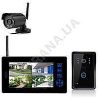 Комплект видеонаблюдения KIT-DOOR2
