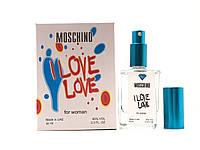 Парфюм Moschino I Love Love (Москино Ай Лав Лав) 50 ml Diamond - реплика